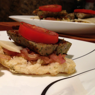 Sausage Brenner Sandwich