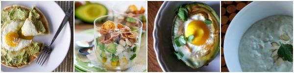 25 Avocado breakfast recipes