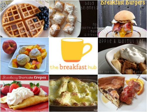 Vote for your favorite breakfast recipe from MAY!