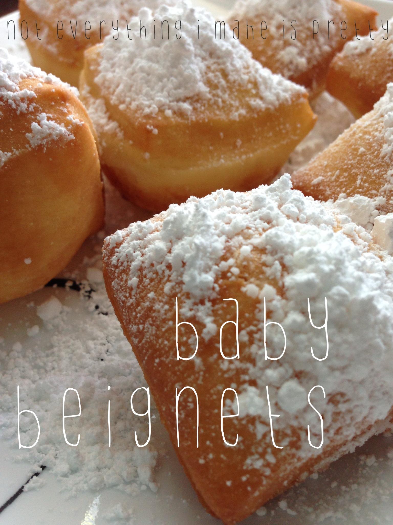 Baby Beignets