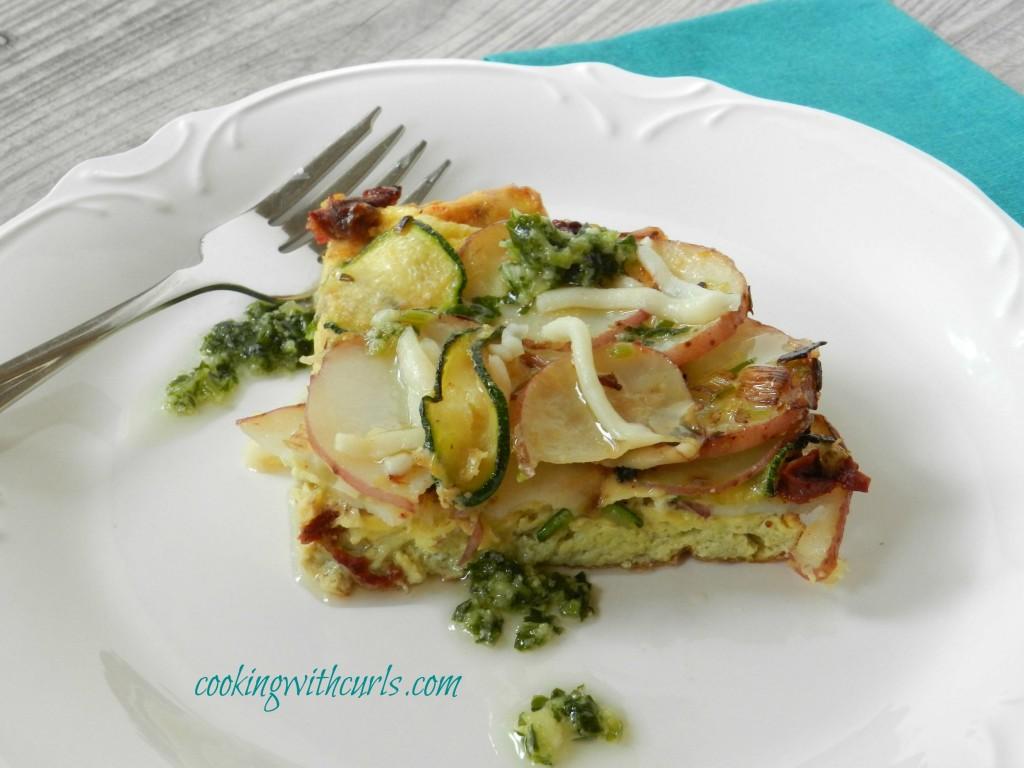 Easy Breakfast Recipes: Italian Frittata