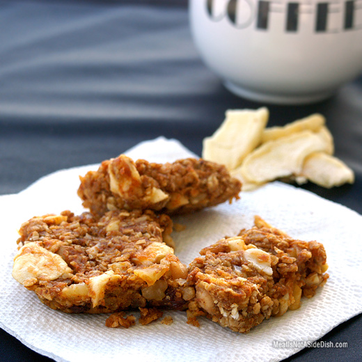 Easy Breakfast Recipe: Pumpkin Oatmeal Breakfast Bars
