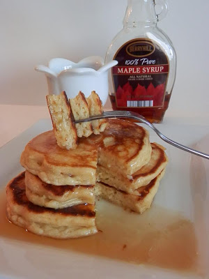 Easy Breakfast Recipe: Ricotta Pancakes